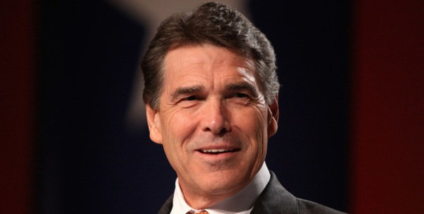 Rick Perry Endorses Trump, Would Consider Being His VP ...