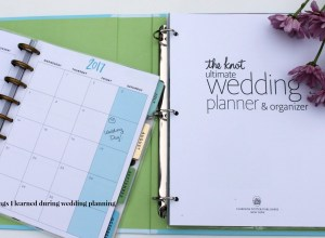 7things I learned during wedding planning