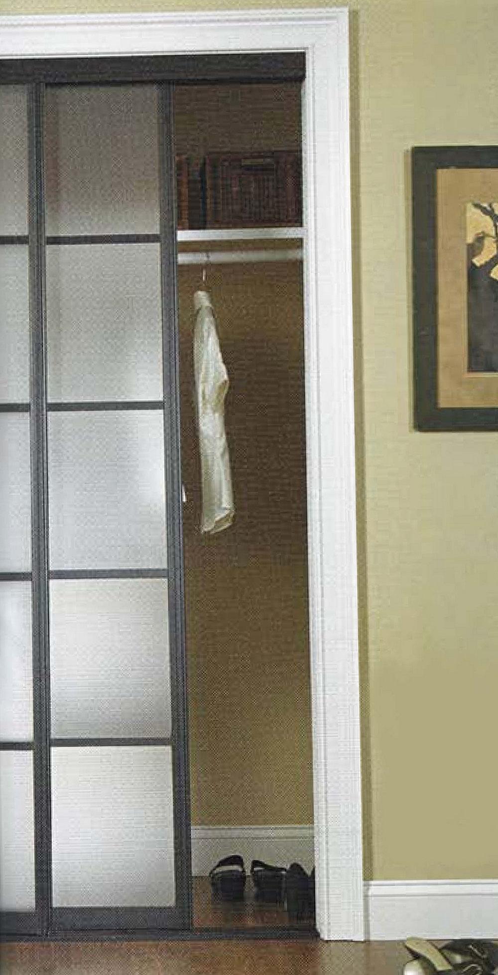 Replacing Bifold Closet Doors With Sliding Doors Home