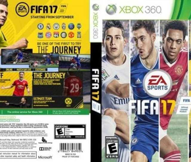 Fifa 17 X Box 360 640x428