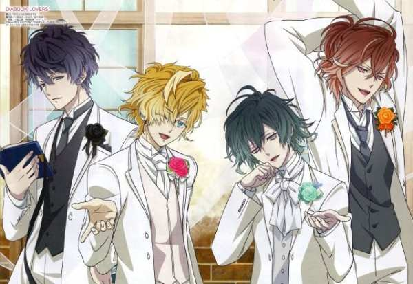 Diabolik Lovers Season 3 Release Date
