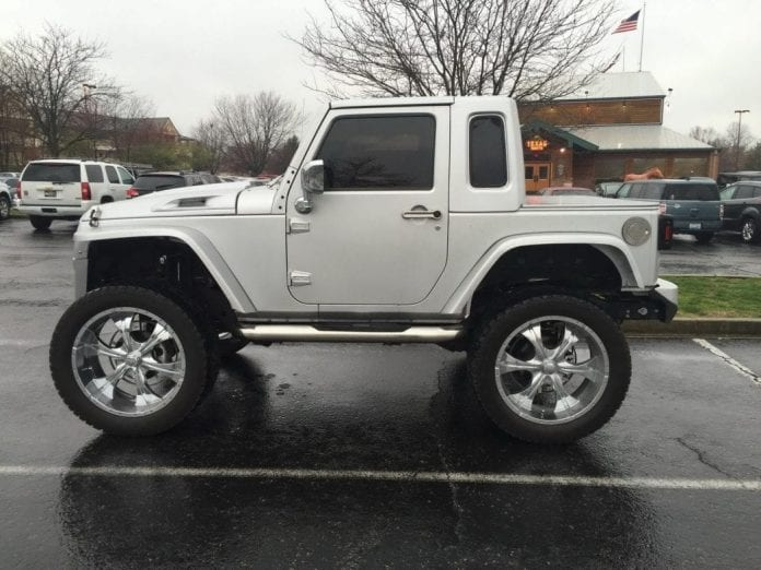 Jeep Wrangler Mini Is Just Too Cute
