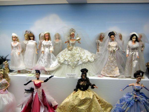 Музей кукол Барби в Праге   Блог о Чехии и Путешествиях...
