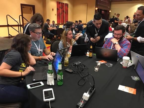 SourceCon hackathon