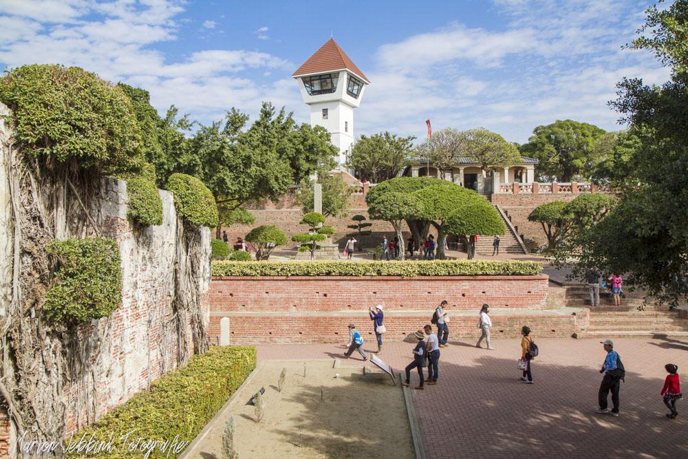 Fort Zeelandia 熱蘭遮城