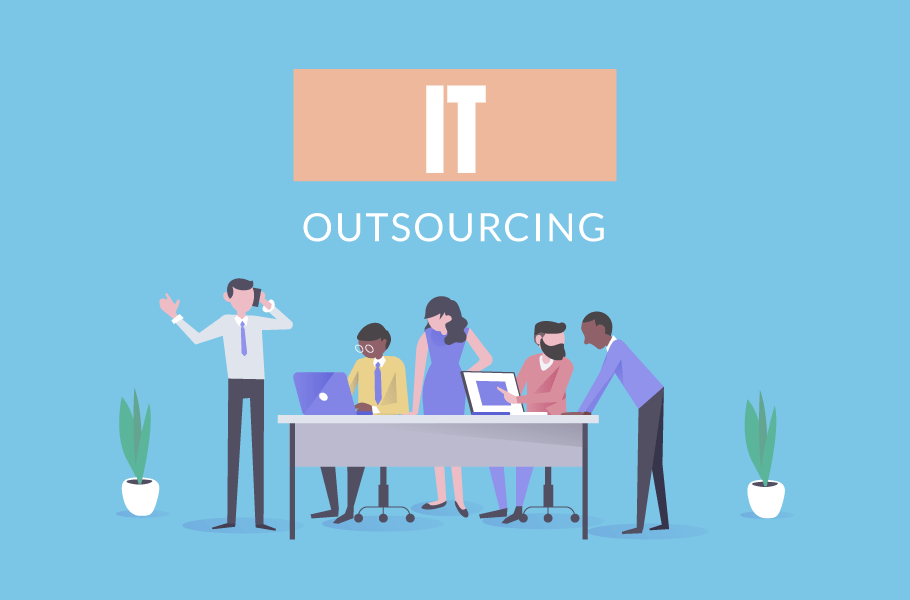 How will Artificial Intelligence improve outsourcing?