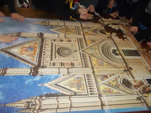 Il fascino del Duomo rapisce gli studenti. Un successo di arte e cultura i laboratori didattici dell'Opera del Duomo