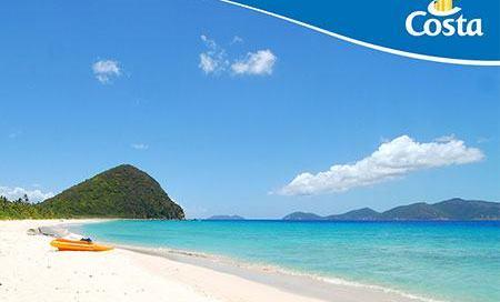 costa crociere caraibi