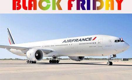 AIR FRANCE BLACK