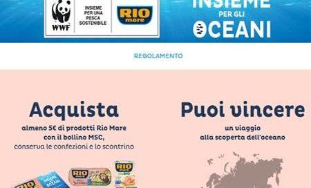 concorso rio mare vinci indonesia