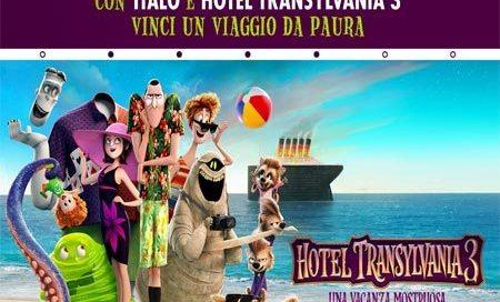 concorso italo hotel transylvania