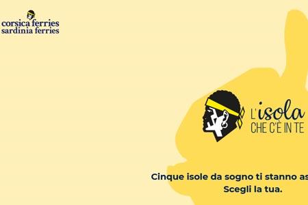 concorso isola corsica sardinia ferries