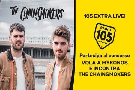 concorso radio 105 mykonos