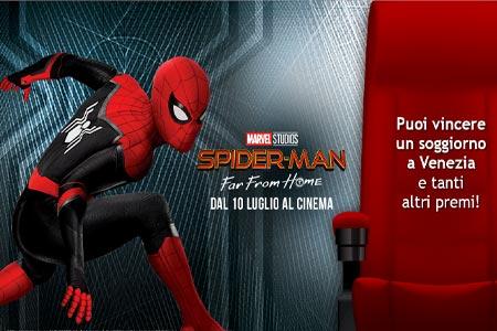 concorso italo spiderman