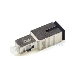 SC/UPC Male to Female Singlemode Plug-in Fixed Fiber Attenuator