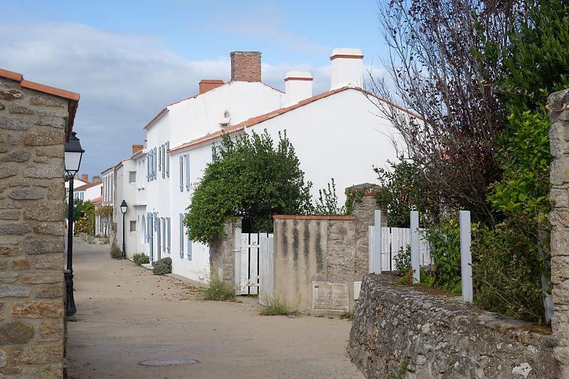 Le Vieil village de Noirmoutier