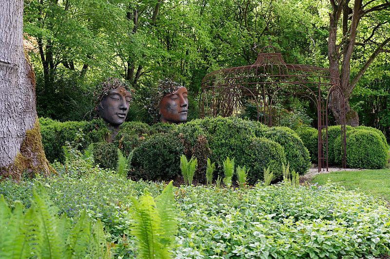 Les jardins du pays d'Auge