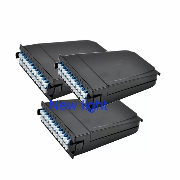 mtp mpo cassette module with patch cord