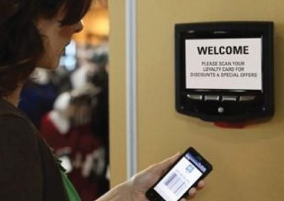 Interactive Kiosk Devices