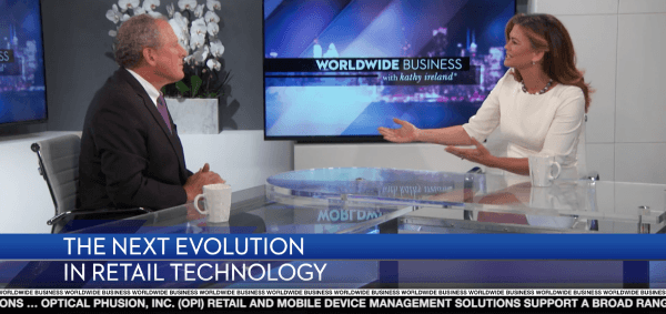 Interview on Worldwide Business with Kathy Ireland