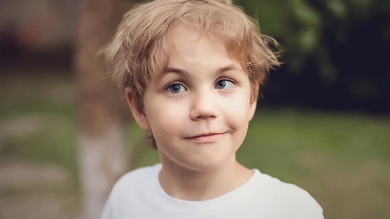 Understanding the visual development in kids