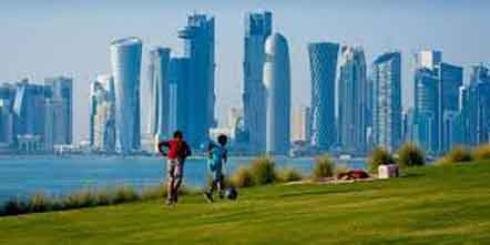 Why does Qatar need sports? What can I do in Qatar?