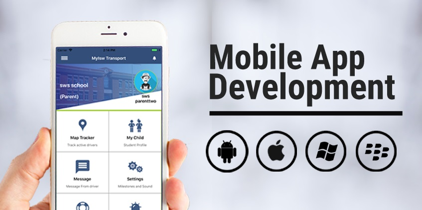 Best Mobile App Development services for Android and iOS Platforms