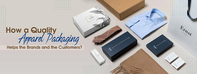 7 Unique Styles of Custom Apparel Packaging Boxes to Appeal to Your Customers