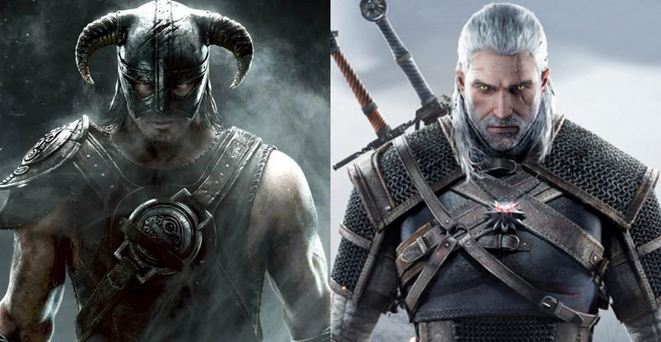 witcher crossover