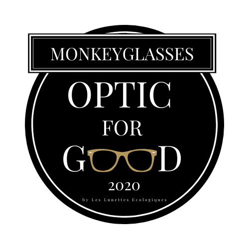 Logo Optic for good MonkeyGlasses 2020