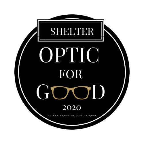Logo Optic for good SHELTER 2020