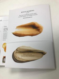 Fresh Research Lab Mask Menu - 8th September 2017 - Deachy 7
