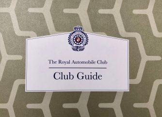 RAC Club Guide 2018 1