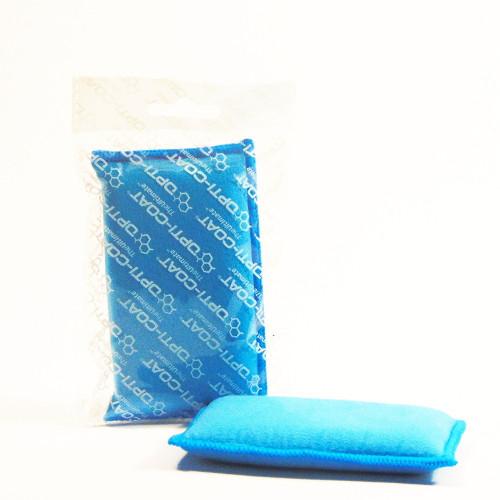 Blue Microsuede Applicator Pad