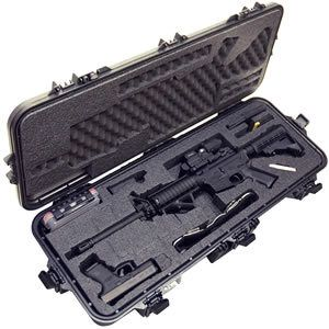 Case Club Pre-Made AR15 Waterproof Rifle Case Review