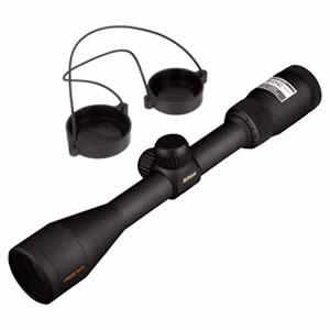 Nikon ProStaff 3-9 x 40 Black Matte Riflescope Review