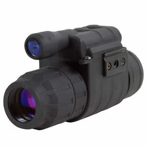 Sightmark Ghost Hunter 2x24 Night Vision Monocular Review
