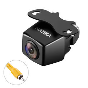 Upgrade Version NATIKA 720P Backup or Front View Camera​ Review