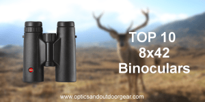 Top 10 8×42 Binoculars under 1000 € (2018)