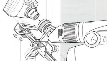 Yukon 100x adapter za digitalni fotoaparat navodilo za uporabo