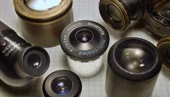 Teleskopi in okularji
