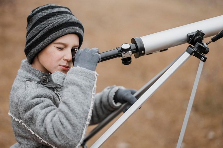 Teleskopi za otroke