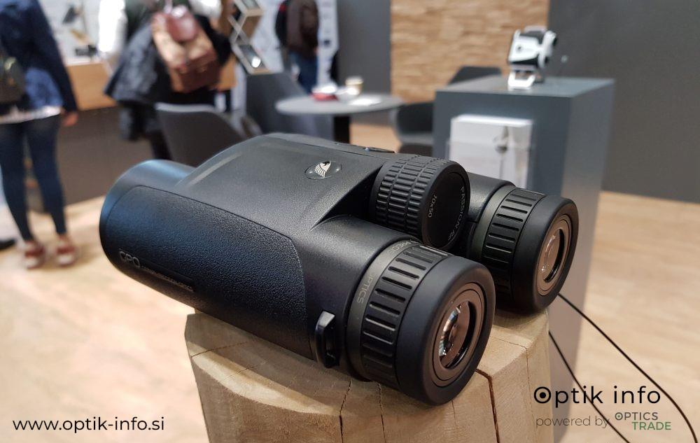 GPO Precision Rangeguide 10×50 daljnogled