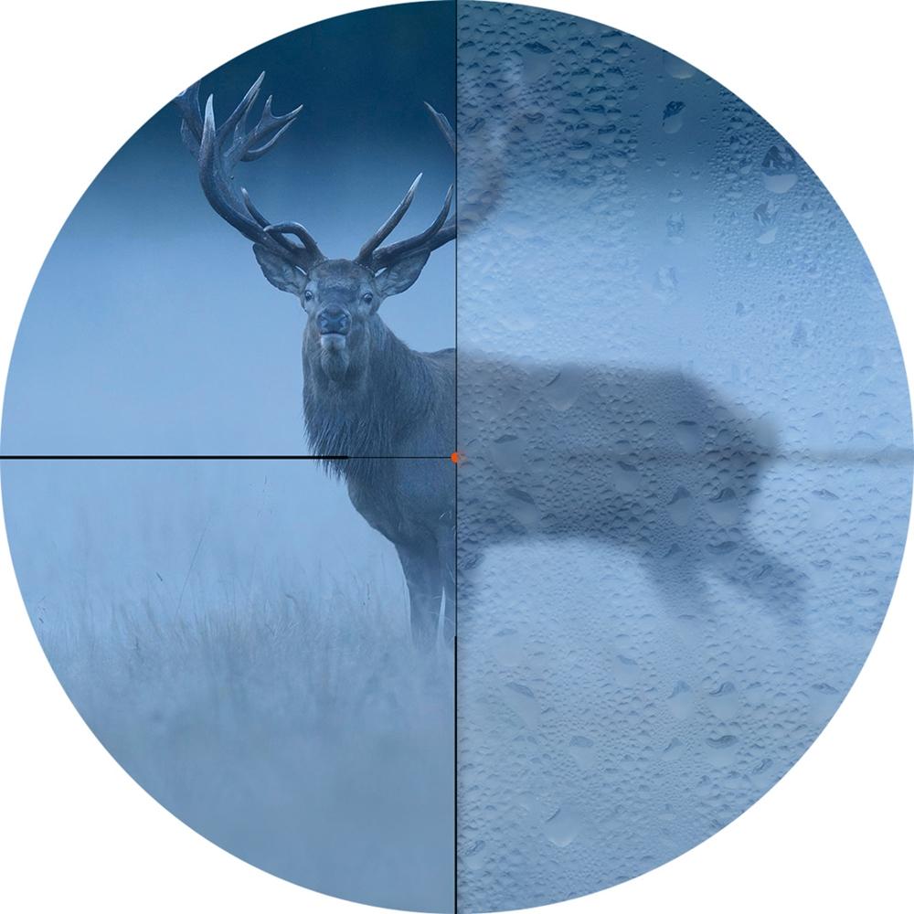 Naprava proti megljenju Swarovski AFL Anti-Fog Lens (vir: Swarovski Optik)