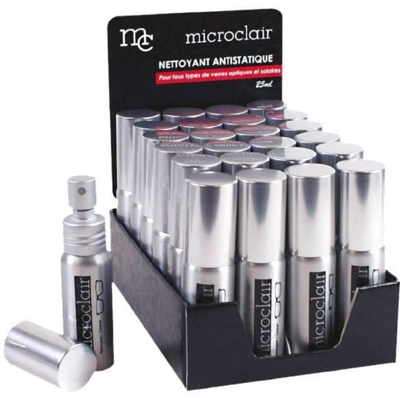 microclair pršilo za čiščenje očal