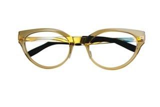 Foto einer Brille