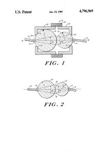 US 4796969 A – Fiber optic relay connector