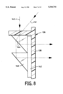 US 5544741 A – Flat box system with edge view optics