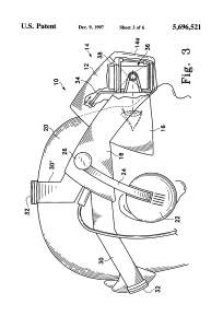 US 5696521 A – Video headset
