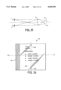 US 6010292 A – Method for fabricating a compliant image carrying printed insert